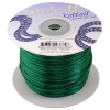 Rattail Cord 1mm Hunter Green